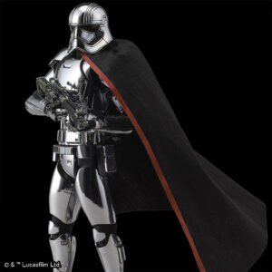 The Force Awakens Captain Phasma
