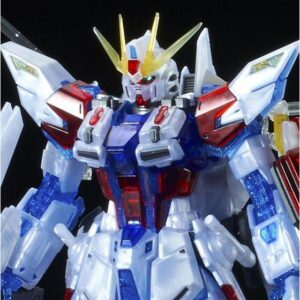 Exclusive 1/100 MG Star Build Strike Gundam (RG System Ver.) Web Limited