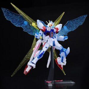 176 - HG Star Build Strike Bandai exclusive