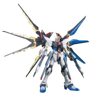 1/100 MG Strike Freedom Gundam Full Burst Mode