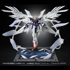 Exclusive RG Wing Zero EW Seraphim Feather Set