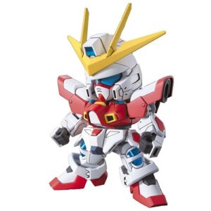 279 - BB Build Burning Gundam