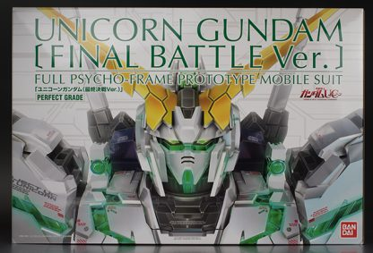 PG RX-0 Unicorn Gundam (Final Battle Version)