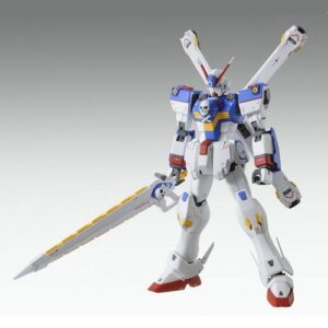 Exclusive 1/100 MG Crossbone Gundam X3 Ver Ka