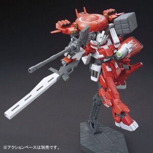 Exclusive 1/144 HGBF Ez-sr Fox Hound