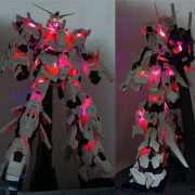 LED kit for PG Unicorn Gundam3