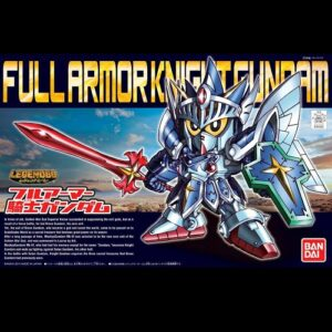 #393 Legend BB FA Knight Gundam