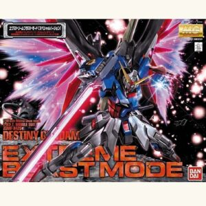 1/100 MG Destiny Gundam Extreme Burst Mode