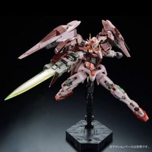 Exclusive 1/144 RG 00 Raiser Trans Am Gloss Injection Version‏