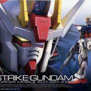 RG GAT-X105 Aile Strike Gundam