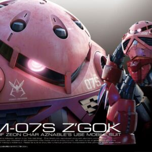 1/144 RG Char's Z'Gok 16