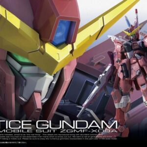 1/144 RG Justice Gundam 09