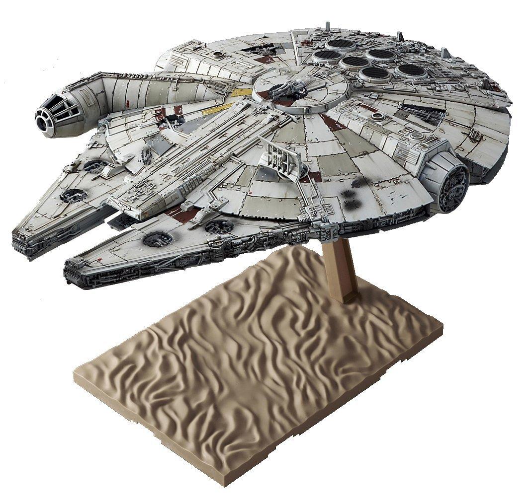 bandai star wars 1 144 millennium falcon nz gundam store. Black Bedroom Furniture Sets. Home Design Ideas