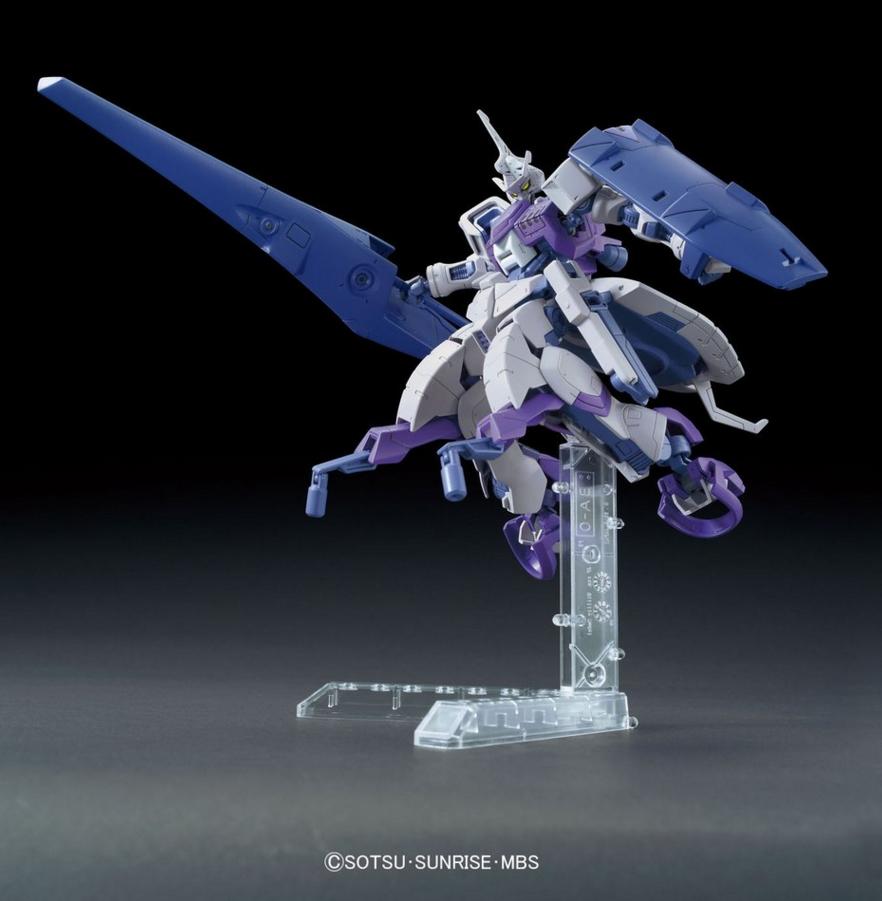 Bandai 1144 Hg Gundam Kimaris Trooper Spec Dan Daftar Harga 1 144 Asw G 47 Vual