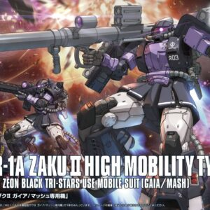 1/144 HG Zaku 06R [Gundam The Origin]