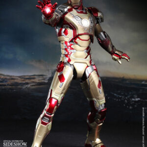 1/6 Scale Hot Toys Iron Man 3 Mark 42