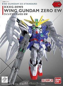 SD Gundam EX Standard Wing Gundam Z