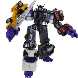 Transformers UW02 Unite Warriors Menasor