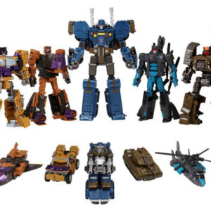 Transformers UW07 Unite Warriors Bruticus