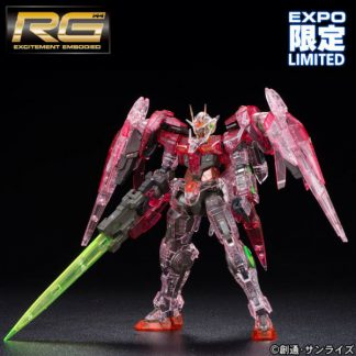 RG 1/144 00 Raiser Trans Am Clear Ver.