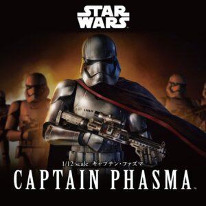 Bandai Star Wars: 1/12 The Force Awakens Captain Phasma