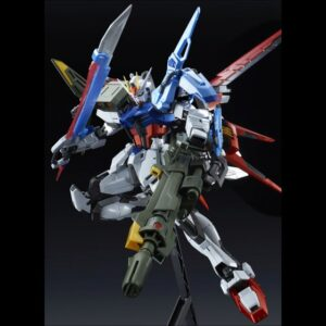Exclusive 1/100 MG Perfect Strike Gundam (Special Coating ver.)