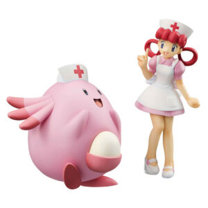 Pokemon Nurse Joy & Chansey