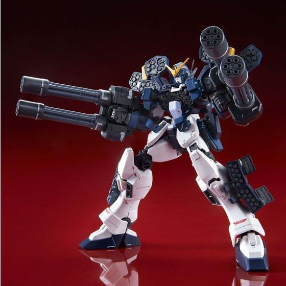 1/100 Exclusive MG Heavy Arms Custom
