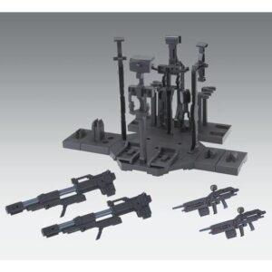 Exclusive 1/100 MG Full Armor Gundam Ver Ka Weapon and Hangar Set