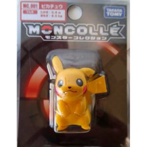 Pokemon Monster Collection Pikachu 001