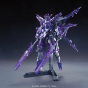 HGBF 1/144 Transient Gundam Glacier