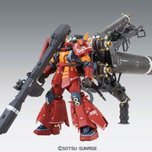 "1/100 MG High Mobility Type Zaku ""Psycho Zaku"" Ver. Ka [Gundam Thunderbolt]"