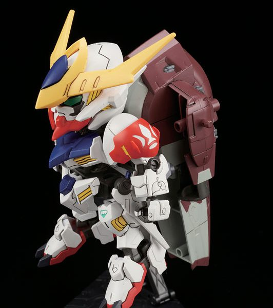 BB Gundam Barbatos Lupus DX