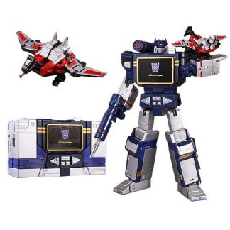 Transformers Masterpiece MP-13 Soundwave (Reissue)