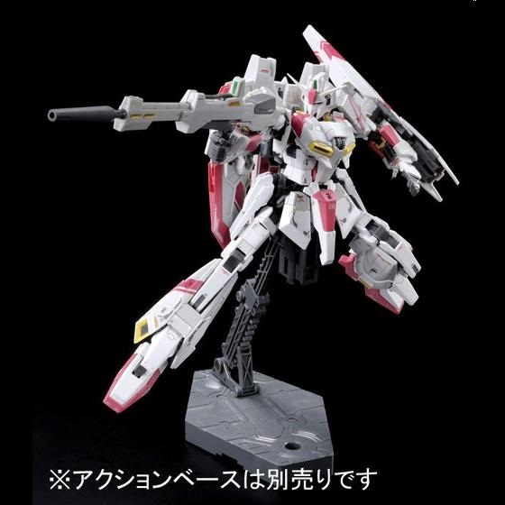 RG 1/144 MSZ - 006 - 3 Zeta Gundam Unit 3