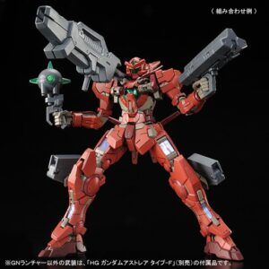 RG 1/144 Gundam Asturea Type-F Resale