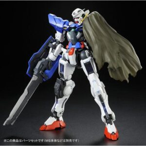 RG 1/144 Repair parts set for Gundam Exia (Resale)
