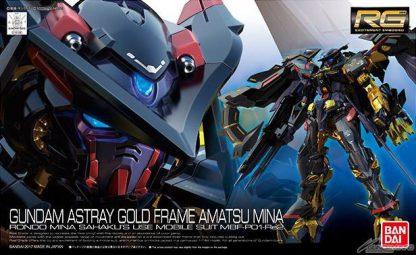 1/144 RG Gundam Astray Gold Frame Amatsu Mina