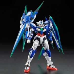 Exclusive RG 1/144 00 gundam Quinta Full Saber