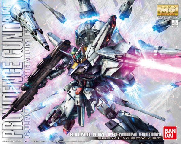 1/100 MG Providence Gundam Premium Edition