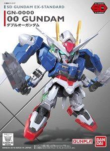 SD Gundam EX Standard 00 Gundam