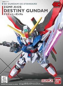 SD Gundam EX Standard Destiny Gundam
