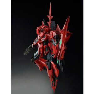 P-Bandai: MG 1/100 Zeta Gundam (P2 Type) Red Snake's Zeta (Jan 2020 Reissue)