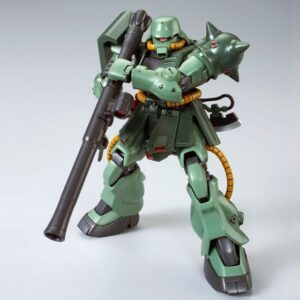 Exclusive HGUC 1/144 Zaku II Kai B Type (Unicorn Ver.)