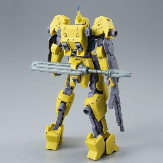 1/144 HG IO Frame Shiden Custom (Riden Go)