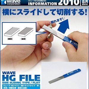 HG File Side Sliding Type / Flat