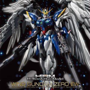 1/100 Hi-Resolution Model Wing Gundam Zero EW
