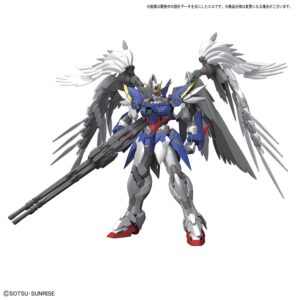 1/100 High Resolution Model Wing Gundam Zero EW