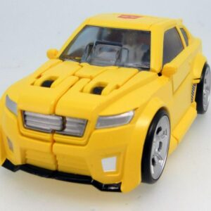 Transformers LG54 Bumblebee & Exo Suit Spike