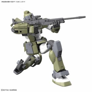 1/100 MG RGM-79SC GM Sniper Custom